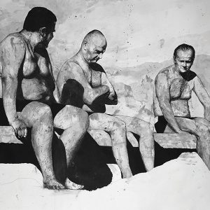 1-miran-sabic_dublji-smisao_-tus-i-akril-na-papiru_2011_215-x-150cm